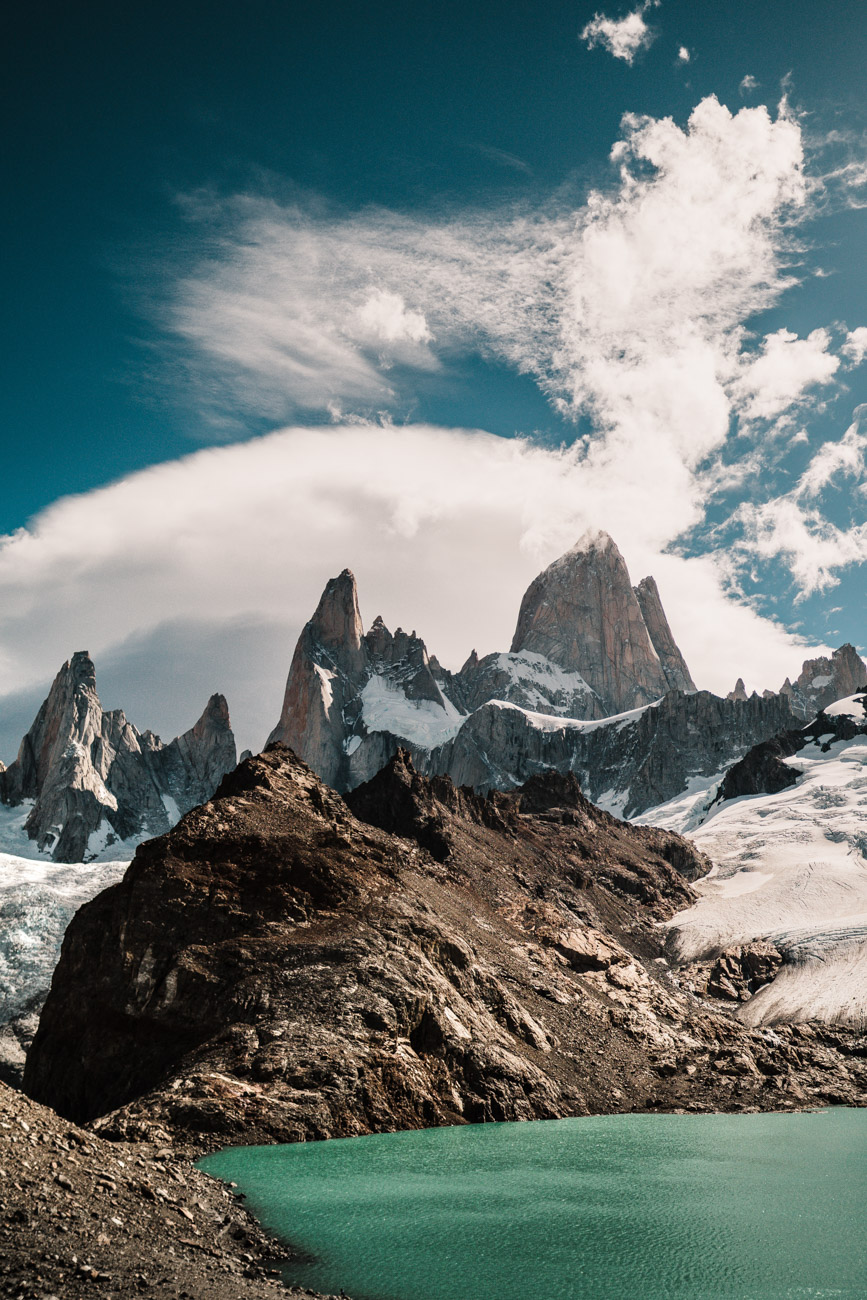 Fitz Roy, Patagonia Argentina