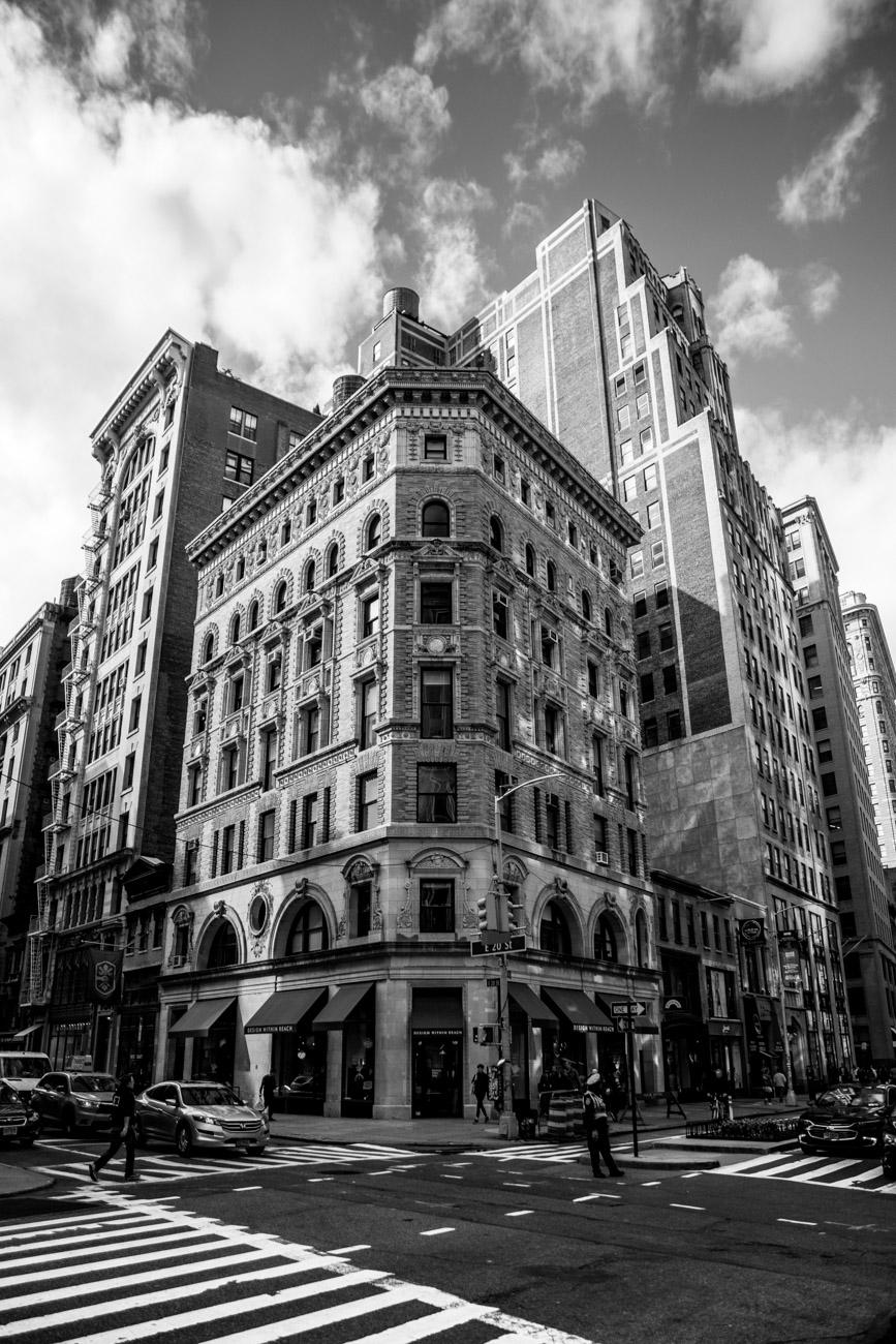 Nova York Preto e Branco