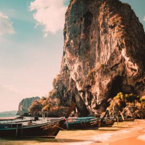 Railay Beach - Tailândia