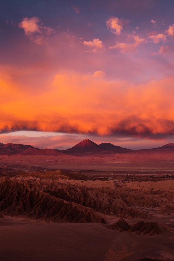Quadro Deserto Atacama