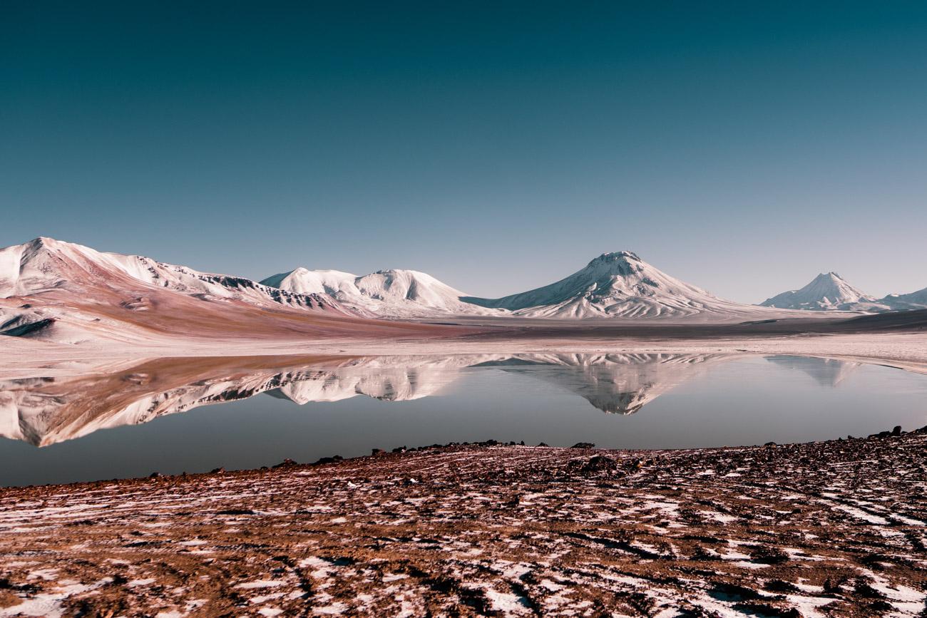Laguna Legia, Atacama Reflexos