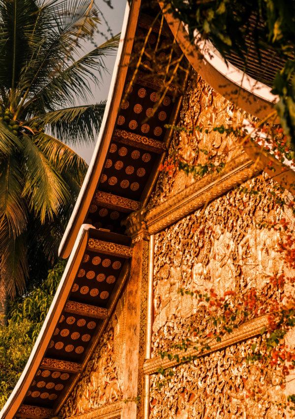 Templo - Laos