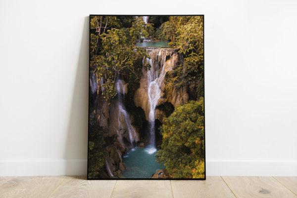 Cachoeiras Laos, Luand Prabang