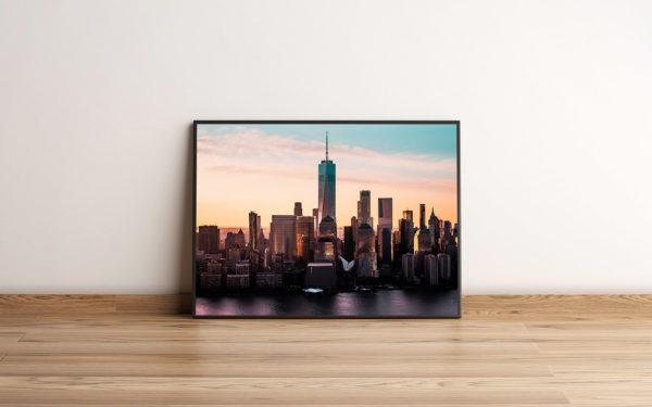 Skyline Nova York